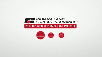 Indiana Farm Bureau Insurance TV Spot, 'Basement Basketball' - Thumbnail 9