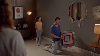 Indiana Farm Bureau Insurance TV Spot, 'Basement Basketball' - Thumbnail 7
