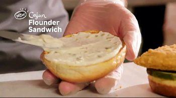 Popeyes Cajun Flounder Sandwich TV Spot, 'What's Not to Love?' - Thumbnail 5