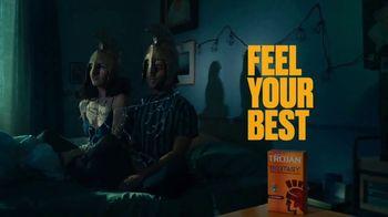 Trojan Ecstasy TV Spot, 'Sparks Fly'