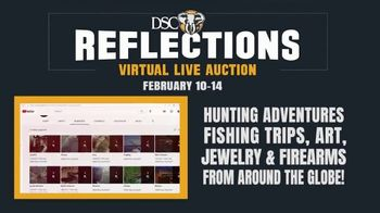 DSC Foundation Reflections Virtual Live Auction TV Spot, 'Register and Start Bidding' - Thumbnail 5
