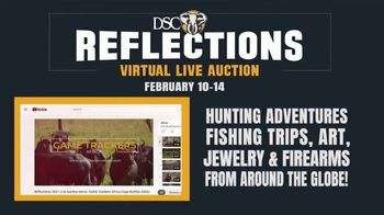 DSC Foundation Reflections Virtual Live Auction TV Spot, 'Register and Start Bidding' - Thumbnail 6