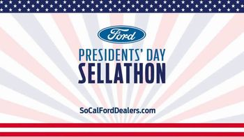 Ford Presidents Day Sellathon TV Spot, 'Come In: Escape' [T2] - Thumbnail 7