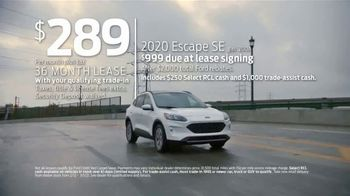Ford Presidents Day Sellathon TV Spot, 'Come In: Escape' [T2] - Thumbnail 2