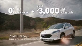 Ford Presidents Day Sellathon TV Spot, 'Come In: Escape' [T2] - Thumbnail 5