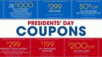 Rooms to Go Presidents Day Sale TV Spot, 'Bonus Coupons' - Thumbnail 3