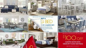 Rooms to Go Presidents Day Sale TV Spot, 'Bonus Coupons' - Thumbnail 8