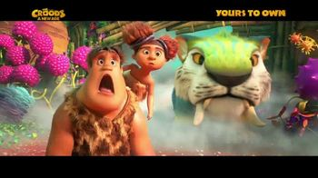The Croods: A New Age Home Entertainment TV Spot