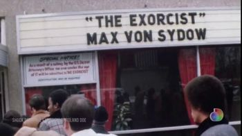 Discovery+ TV Spot, 'Shock Docs: The Exorcism of Roland Doe' - 157 commercial airings