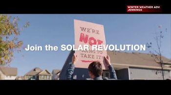 Power Home Solar & Roofing TV Spot, 'Join the Solar Revolution: First 12 Months Free' - Thumbnail 6