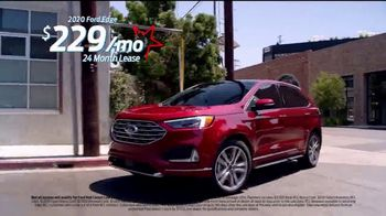 Ford Presidents Day TV Spot, 'In Honor: Edge' [T2] - Thumbnail 10