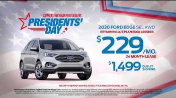 Ford Presidents Day TV Spot, 'In Honor: Edge' [T2] - Thumbnail 4