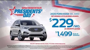 Ford Presidents Day TV Spot, 'In Honor: Edge' [T2] - Thumbnail 5