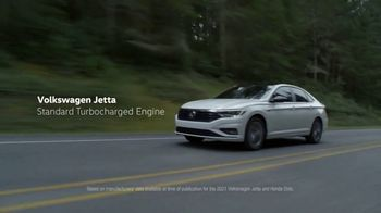 2021 Volkswagen Jetta TV Spot, 'Standard Turbocharged Engine' [T2] - Thumbnail 5
