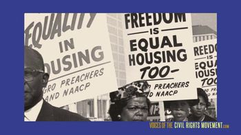 Voices of the Civil Rights Movement TV Spot, 'Economics' - Thumbnail 5