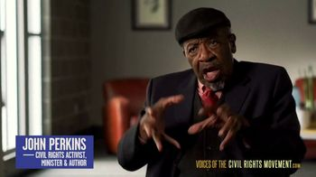 Voices of the Civil Rights Movement TV Spot, 'Economics' - Thumbnail 6