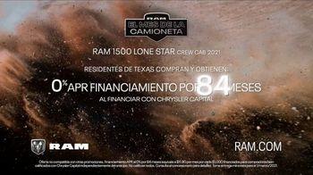 Ram Trucks El Mes de la Camioneta TV Spot, 'Tres veces' canción de Foo Fighters [Spanish] [T2] - Thumbnail 10