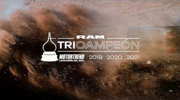Ram Trucks El Mes de la Camioneta TV Spot, 'Tres veces' canción de Foo Fighters [Spanish] [T2] - Thumbnail 7