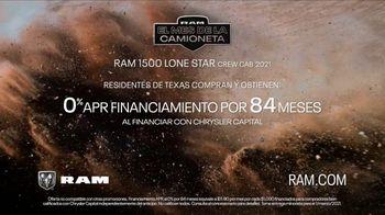 Ram Trucks El Mes de la Camioneta TV Spot, 'Tres veces' canción de Foo Fighters [Spanish] [T2] - Thumbnail 9