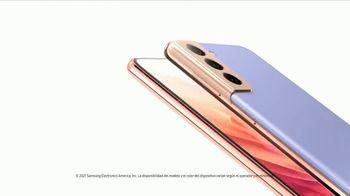 Samsung Galaxy S21 5G TV Spot, 'La nueva cara de Galaxy' [Spanish] - Thumbnail 10