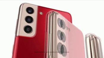 Samsung Galaxy S21 5G TV Spot, 'La nueva cara de Galaxy' [Spanish] - Thumbnail 9