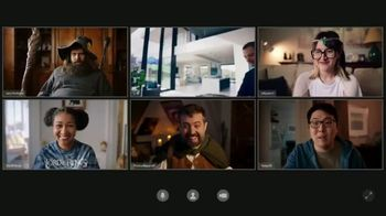 AT&T Internet TV Spot, 'Super Fan: $84.99' Featuring Elijah Wood - Thumbnail 1