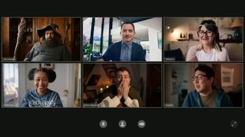 AT&T Internet TV Spot, 'Super Fan: $84.99' Featuring Elijah Wood - Thumbnail 2