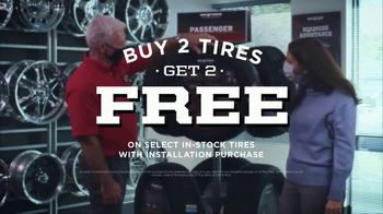 Big O Tires TV Spot, 'Great Deals You Can Trust: Buy Two, Get Two' - Thumbnail 7