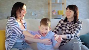 Emerson Electric Co. Sensi Smart Thermostat TV Spot, 'Increased Efficiency and Home Comfort'