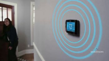 Emerson Electric Co. Sensi Smart Thermostat TV Spot, 'Increased Efficiency and Home Comfort' - Thumbnail 7