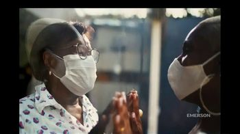 Emerson Electric Co. TV Spot, 'Our Commitment to Safe Vaccine Distribution' - 60 commercial airings