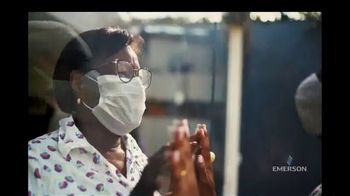 Emerson Electric Co. TV Spot, 'Our Commitment to Safe Vaccine Distribution' - Thumbnail 3