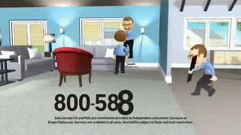 Empire Today 50-50-50 Sale TV Spot, 'Empire's Biggest Sale Makes Getting New Floors Easy' - Thumbnail 10