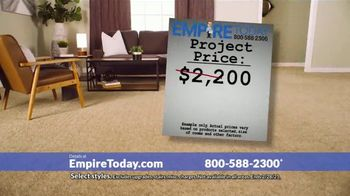 Empire Today 50-50-50 Sale TV Spot, 'Empire's Biggest Sale Makes Getting New Floors Easy' - Thumbnail 5