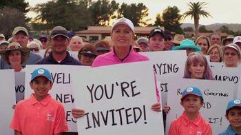 Professional Golf Association TV Spot, 'Invitation' - Thumbnail 8