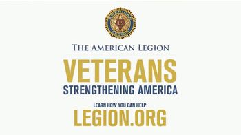 The American Legion TV Spot, 'Veterans Strengthening America' - Thumbnail 9