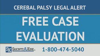 Saiontz & Kirk, P.A. TV Spot, 'Children With Cerebal Palsy' - Thumbnail 10