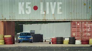 2021 Kia K5 TV Spot, 'Flat Spin Stunt' [T2] - Thumbnail 2