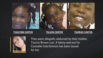 National Center for Missing & Exploited Children TV Spot, 'Carter Sisters' - Thumbnail 2