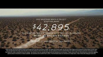 2021 Ford Mustang Mach-E TV Spot, 'Herd' [T2] - Thumbnail 5