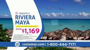 Costamar Travel TV Spot, 'Aruba, Riviera Maya y Punta Cana' [Spanish] - Thumbnail 1