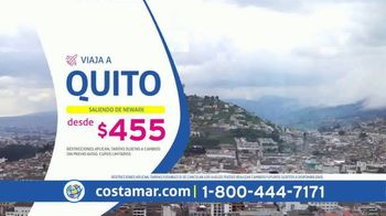Costamar Travel TV Spot, 'Aruba, Riviera Maya y Punta Cana' [Spanish] - Thumbnail 4