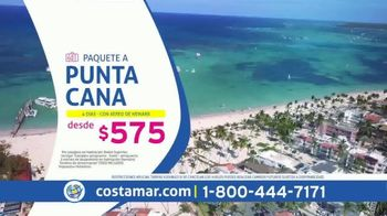 Costamar Travel TV Spot, 'Aruba, Riviera Maya y Punta Cana' [Spanish]