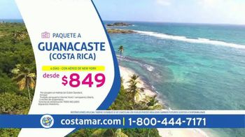 Costamar Travel TV Spot, 'Riviera Maya, Guanacaste, Cusco, y Bogotá' [Spanish] - Thumbnail 2