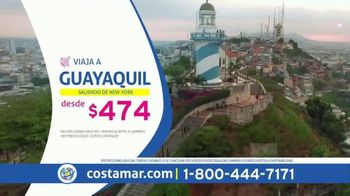Costamar Travel TV Spot, 'Riviera Maya, Guanacaste, Cusco, y Bogotá' [Spanish] - Thumbnail 4