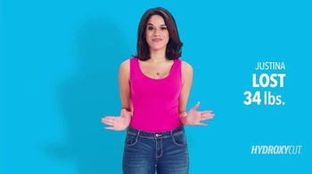 Hydroxycut TV Spot, 'Justina'