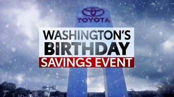 Toyota Washington's Birthday Savings Event TV Spot, 'Prius Prime' [T2] - Thumbnail 6