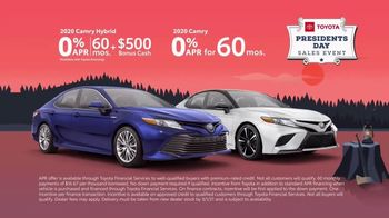 Toyota Presidents Day Sales Event TV Spot, 'Boat Selfie: Camry' [T2] - Thumbnail 5