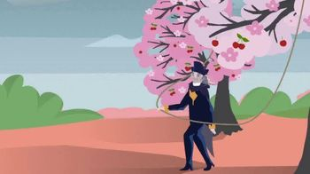 Toyota Presidents Day Sales Event TV Spot, 'Cherry Tree' [T2]
