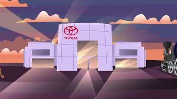 Toyota Presidents Day Sales Event TV Spot, 'Cherry Tree' [T2] - Thumbnail 5